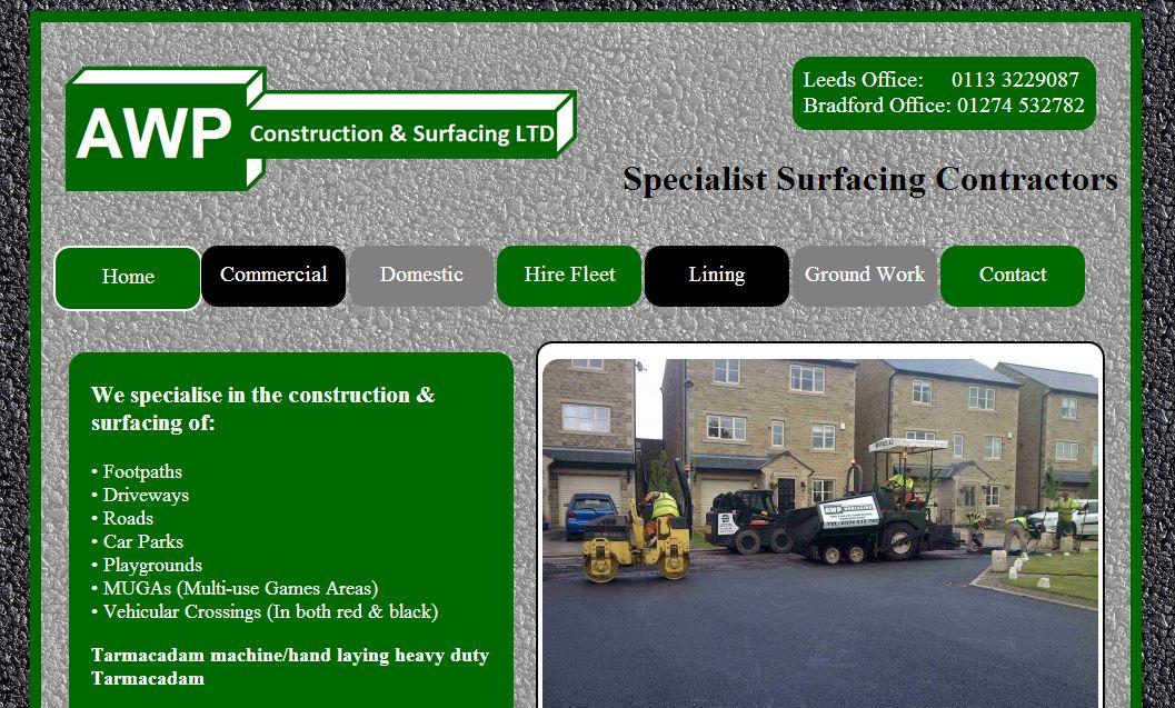 Local Surfacing Company