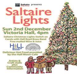 Christmas Lights Saltaire