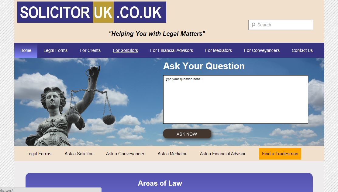 ask a solicitor