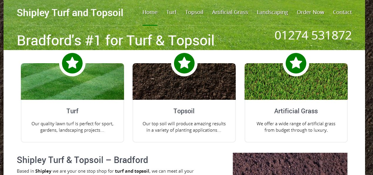 Shipley Turf and Topsoil