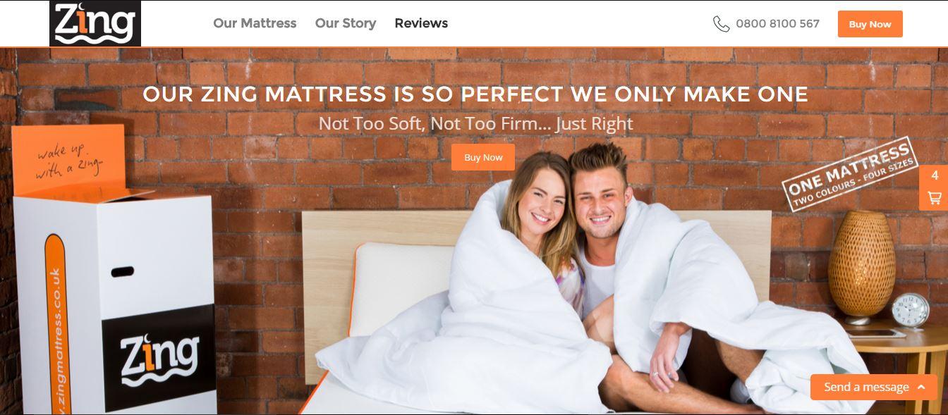 zing mattress