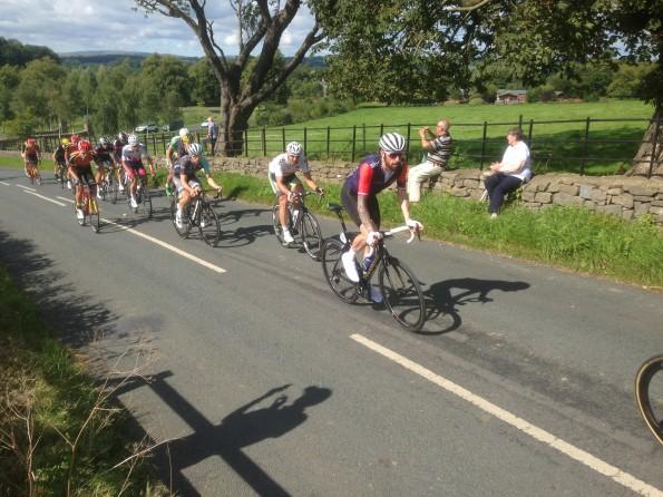 Bradley Wiggins Tour de Britain