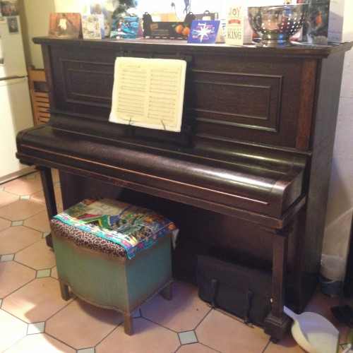 Free Piano to collect in Shipley, Bradford