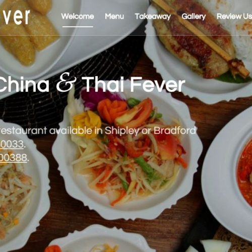 china thai fever