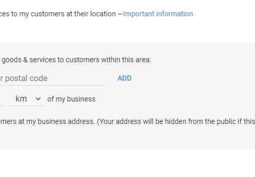 no directions google