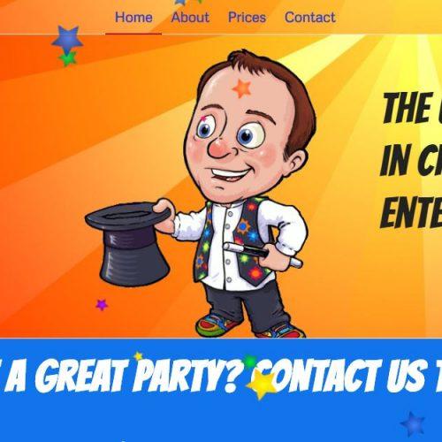 magician website