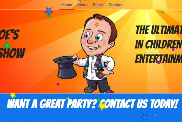 magician website