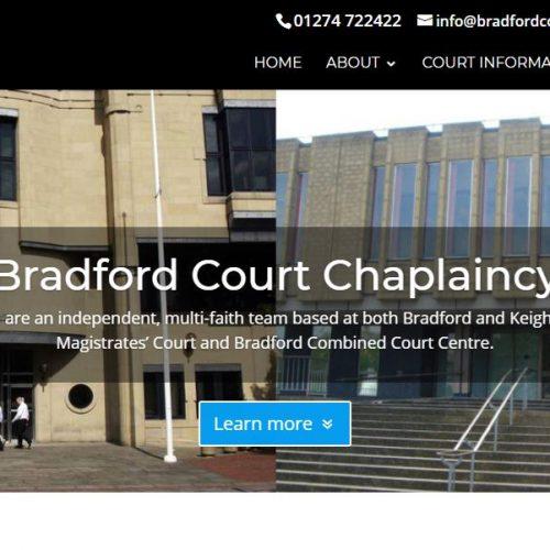 bradford court chaplaincy