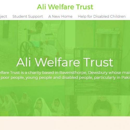 ali welfare trust