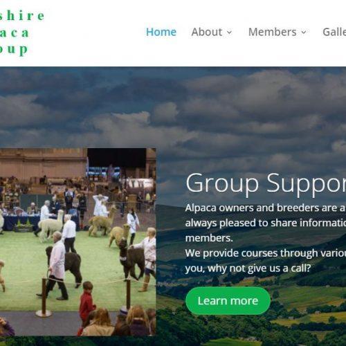 yorkshire alpaca group