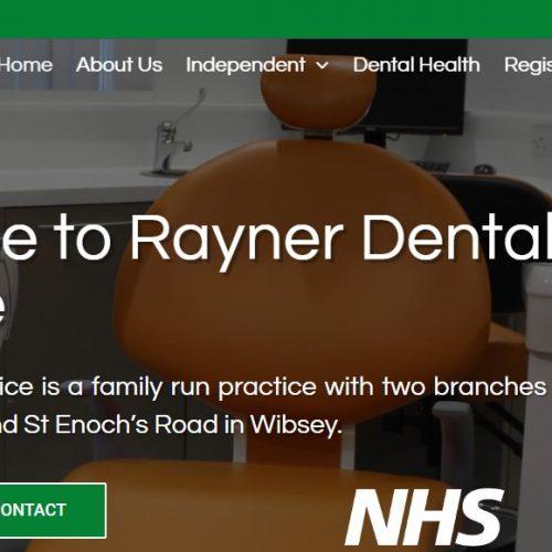 rayner- website