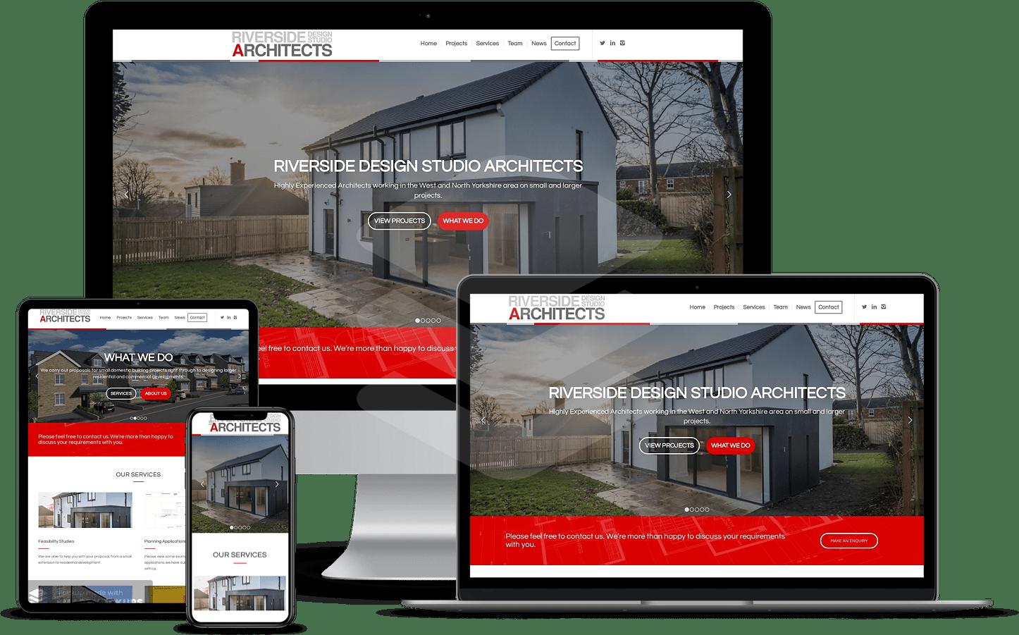 web design shipley